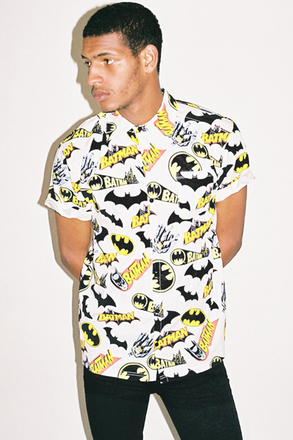 Image of Batman x Lazy Oaf 2012 Spring/Summer Collection