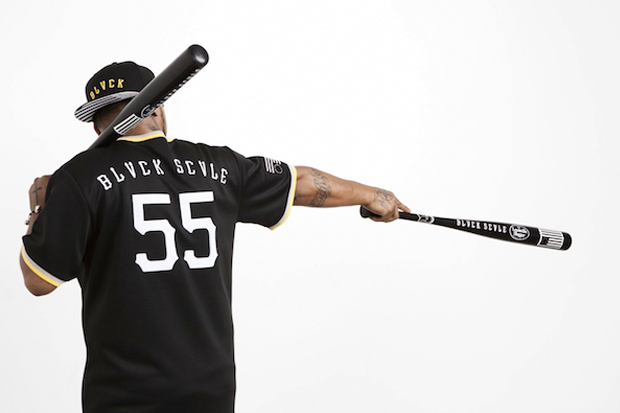 Image of Black Scale 2012 Summer Baseball Jersey Collection