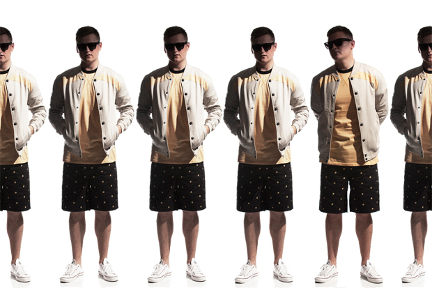 Image of Black Scale 2012 Summer Lookbook