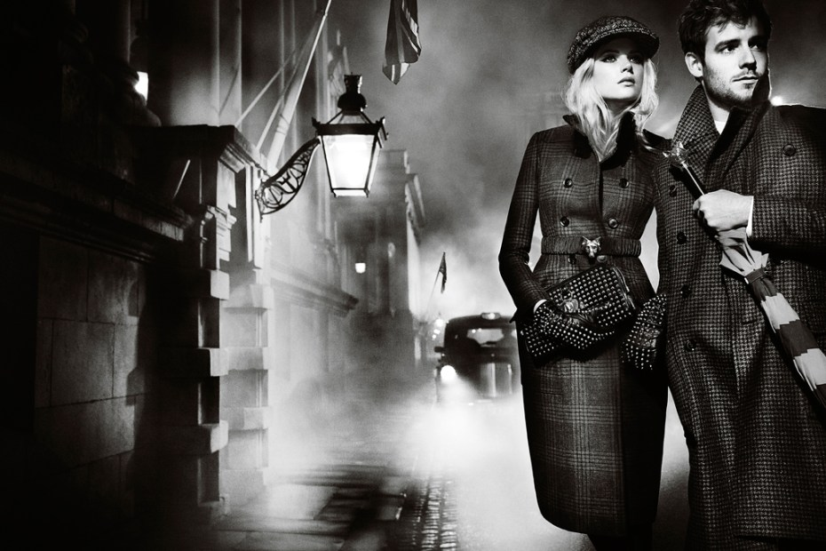 Image of Burberry 2012 Fall/Winter Ad Campaign