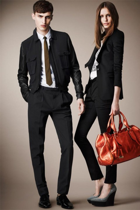 Image of Burberry Prorsum 2013 Resort Collection