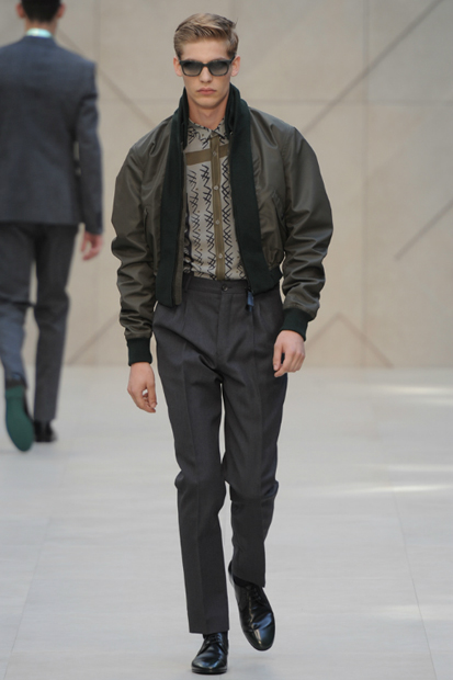 Image of Burberry Prorsum 2013 Spring/Summer Collection