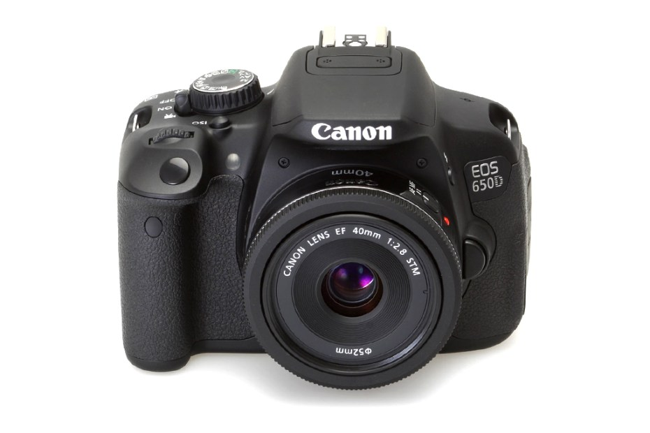 Image of Canon EOS 650D