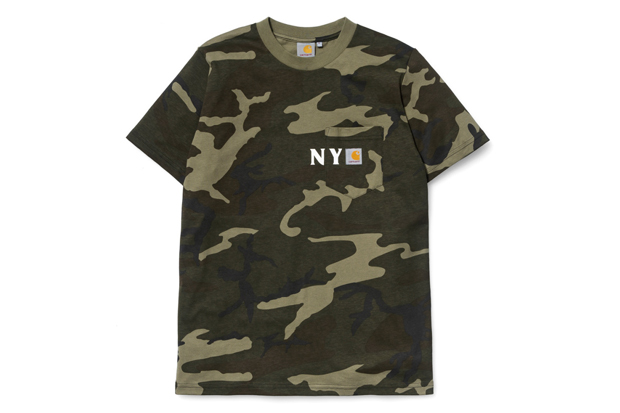 Image of Carhartt WIP 2012 NYC Pocket T-Shirt