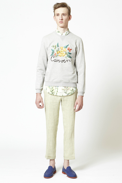 Image of Carven 2013 Spring/Summer Collection