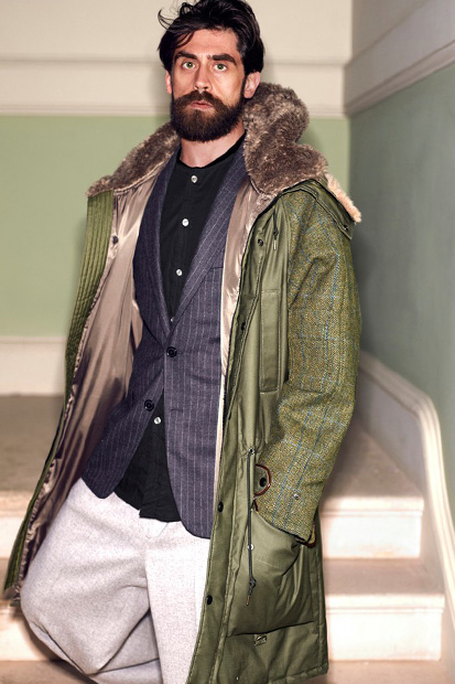 Image of Casely-Hayford 2012 Fall/Winter Collection Lookbook
