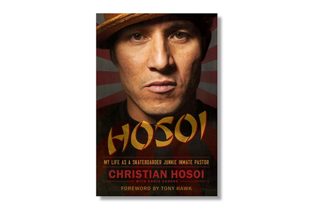 Image of Christian Hosoi 'HOSOI: My Life as a Skateboarder Junkie Inmate Pastor' Book