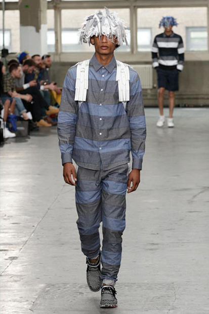 Image of Christopher Shannon 2013 Spring/Summer Collection