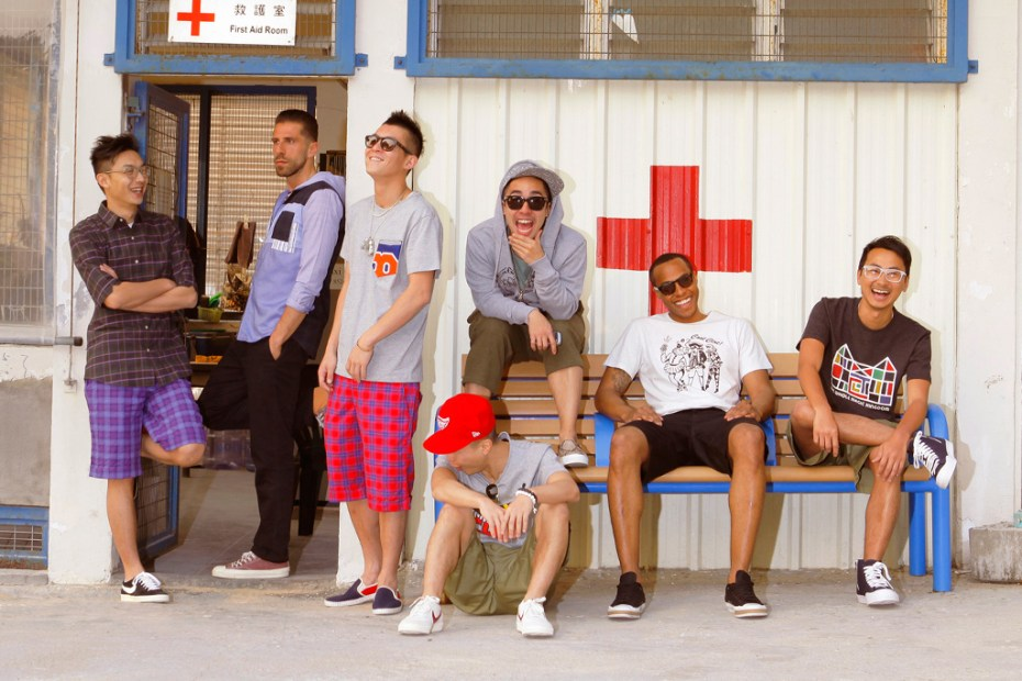 """Image of CLOT 2012 Spring/Summer """"Refinery"""" Collection """"SUMMER Chic"""" Lookbook"""