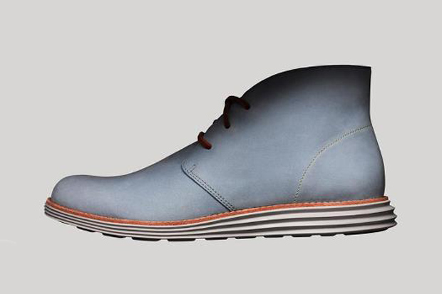 Image of Cole Haan LunarGrand Chukka Color