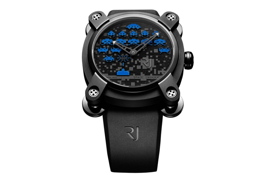 Image of colette x Space Invaders x Romain Jerome Watch