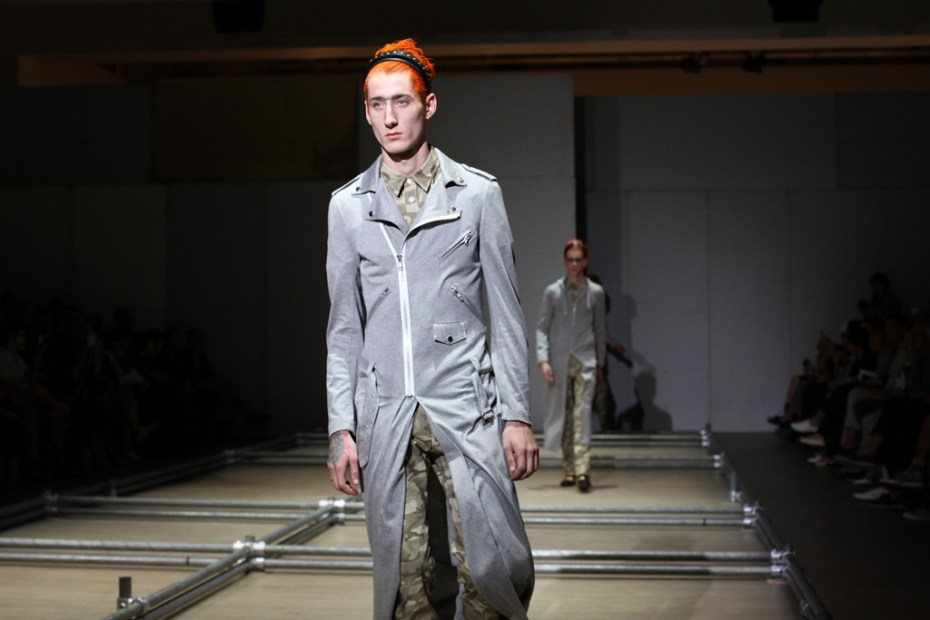 Image of COMME des GARCONS Homme Plus 2013 Spring/Summer Collection