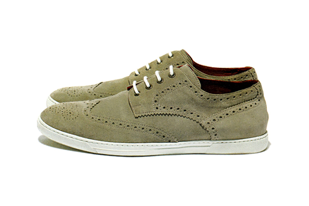 Image of COMME des GARCONS JUNYA WATANABE MAN x Tricker's 2012 Fall/Winter Wingtip Sneaker