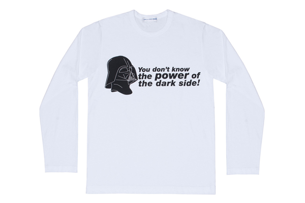 Image of Star Wars x COMME des GARCONS SHIRT 2012 Spring/Summer Collection