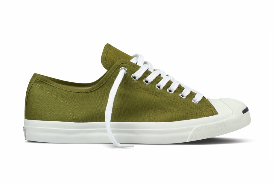 Image of Converse 2012 Fall Jack Purcell Premium Canvas Collection