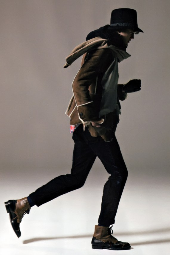 Image of COOL TRANS: TAKAHIROMIYASHITA TheSoloIst. 2012 Fall/Winter Preview