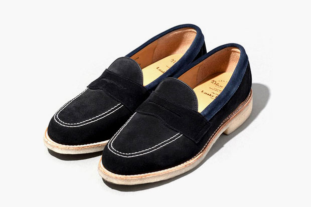 Image of Deluxe x Loake Penny Loafer