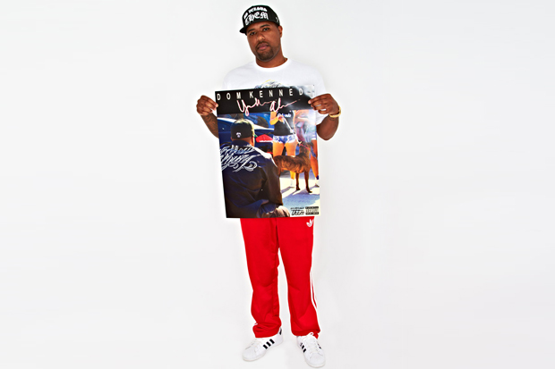 "Image of Dom Kennedy x Us Versus Them 2012 ""Yellow Album"" Collection"