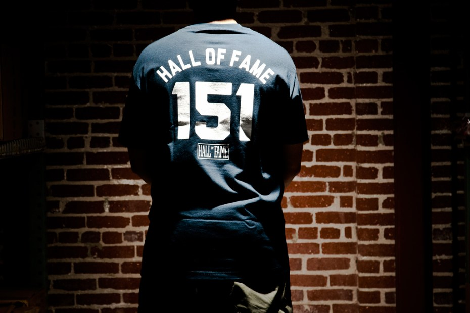 Image of DOOM x Frank151 x Hall of Fame T-Shirt