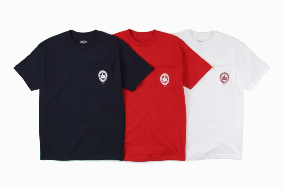 Image of DQM 2012 June New T-Shirt Releases