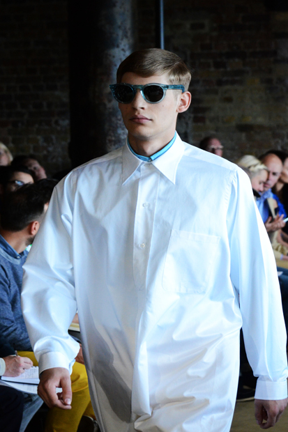 Image of E. Tautz 2013 Spring/Summer Collection