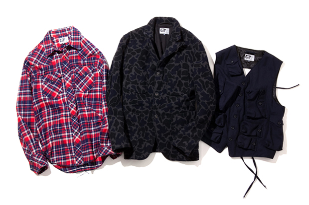 Image of Engineered Garments 2012 June New Releases