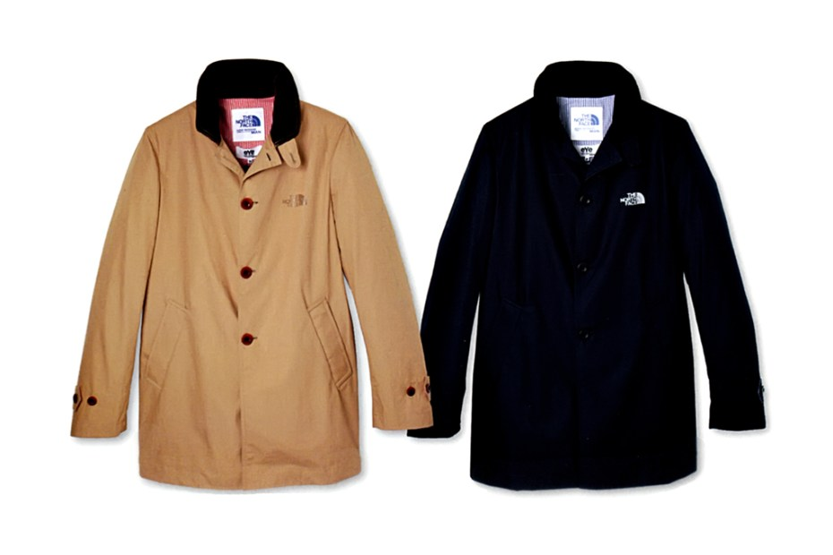 Image of eYe COMME des GARCONS JUNYA WATANABE MAN x The North Face Outerwear Capsule Collection