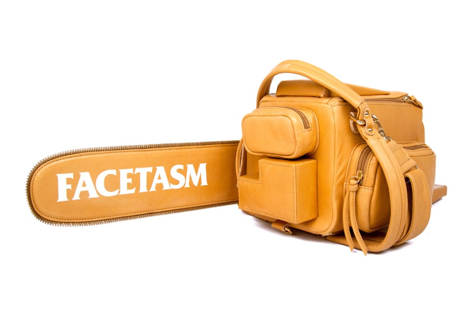 Image of FACETASM Chainsaw Bag
