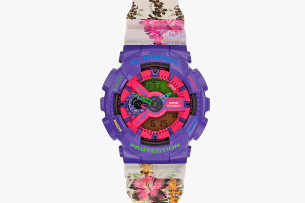 Image of Fashion East x Casio G-Shock Maarten van der Horst vs. SIBLING