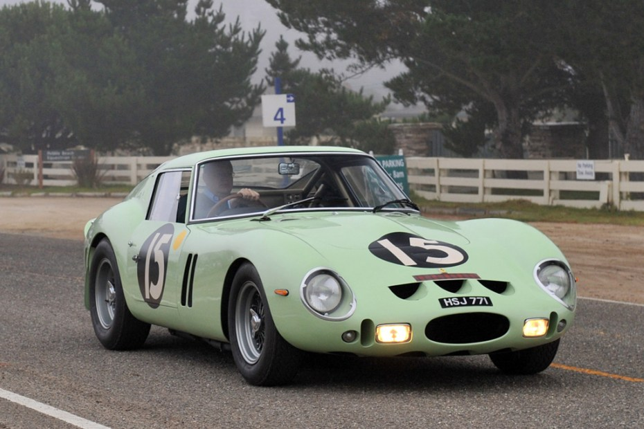 Image of $35 Million 1962 Ferrari 250 GTO Becomes World's Most Expensive Car