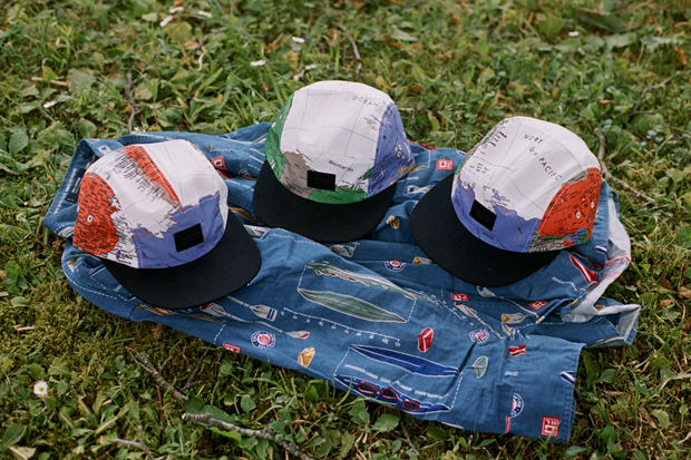 Image of Flatspot 2012 Summer Headwear Collection