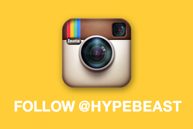 Image of Follow @Hypebeast on Instagram!