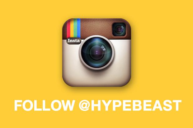 Image of Follow @HYPEBEAST on Instagram!