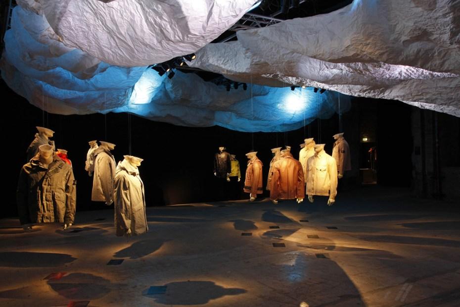 """Image of Fondazione Pitti Discovery x Stone Island """"STONE ISLAND 30"""" Exhibition Recap"""
