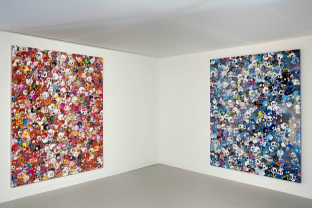 Image of Galerie Perrotin @ Art Basel 2012 Switzerland