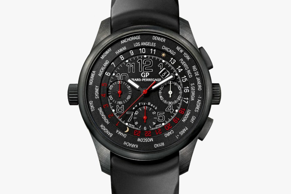 Image of Girard-Perregaux ww.tc &quot;Dark Night&quot;