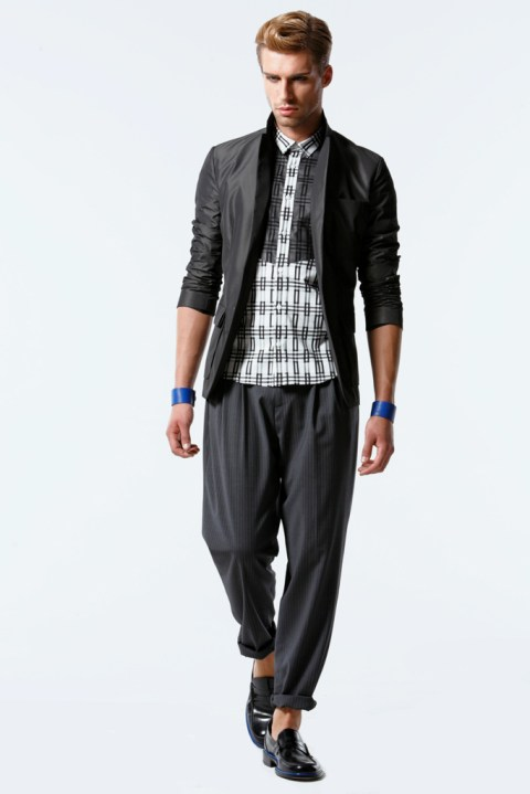 Image of giuliano Fujiwara 2013 Spring/Summer Collection