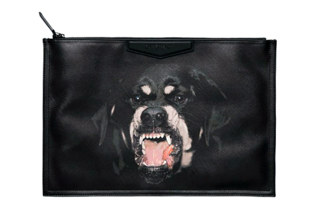 Image of Givenchy 2012 Rottweiler Accessories Collection