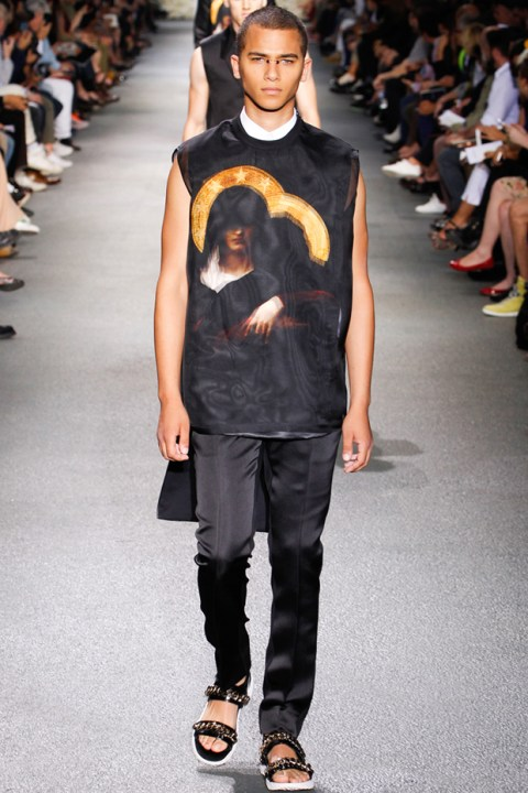 Image of Givenchy 2013 Spring/Summer Collection