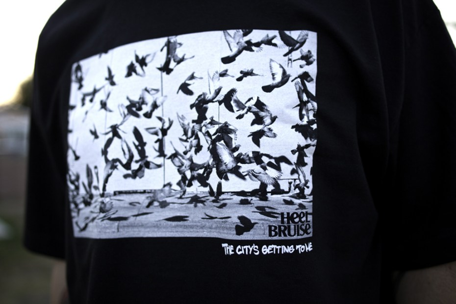 Image of Heel Bruise 2012 Summer Lookbook