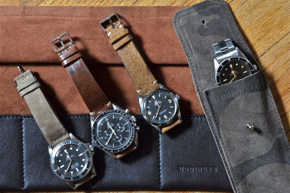 Image of HODINKEE 2012 Leather Straps and Accessories