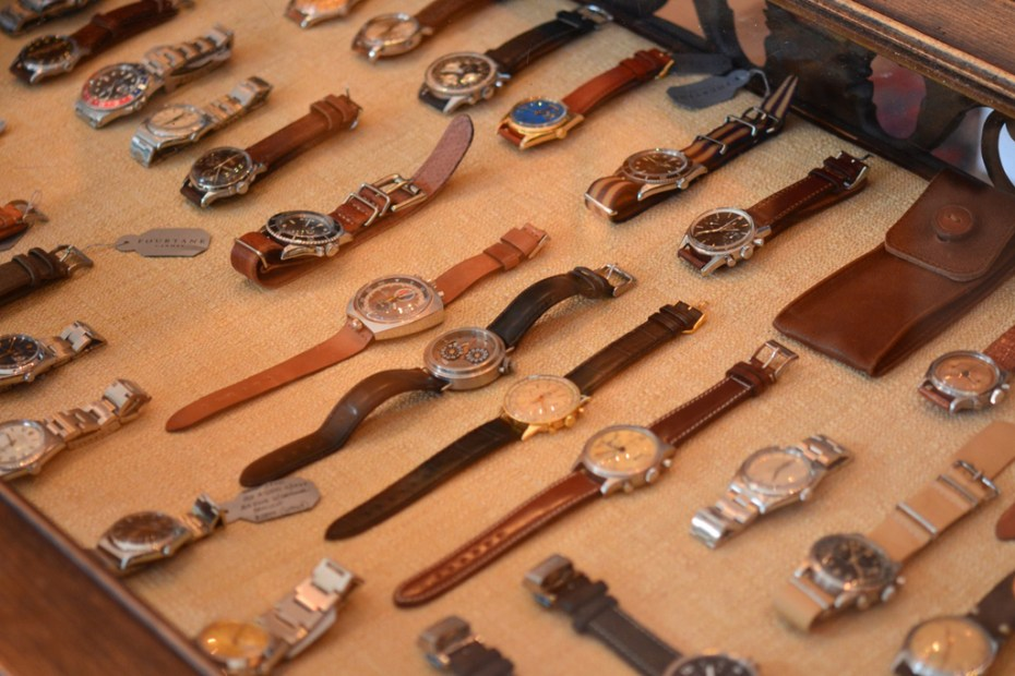 Image of HODINKEE Pop-Up Store San Francisco Recap