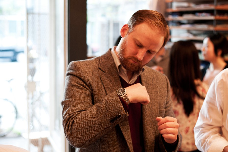 Image of HODINKEE Pop-Up Store San Francisco Recap