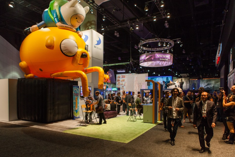 Image of HYPEBEAST @ E3 Electronic Entertainment Expo