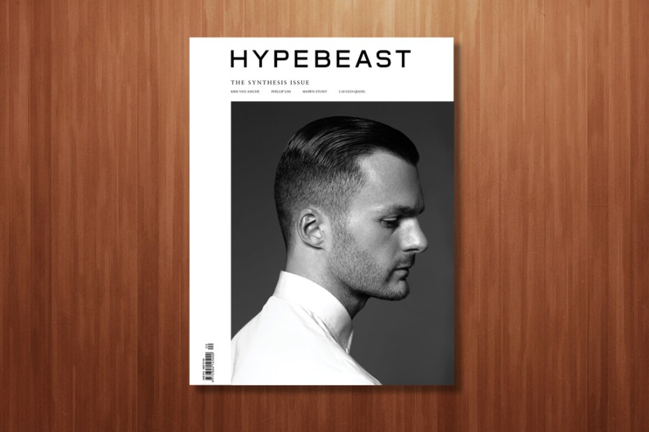 Image of HYPEBEAST Magazine Issue 1: The Synthesis Issue