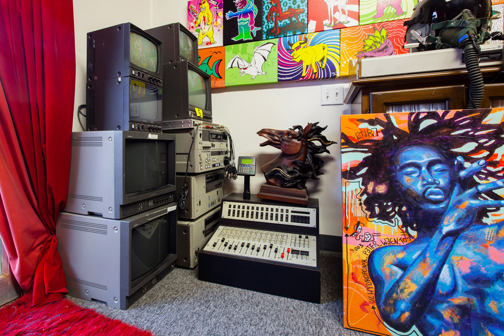 Image of Hypebeast Spaces: Madsteez Studio Visit