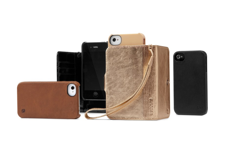 Image of Incase Leather Cases for iPhone 4S
