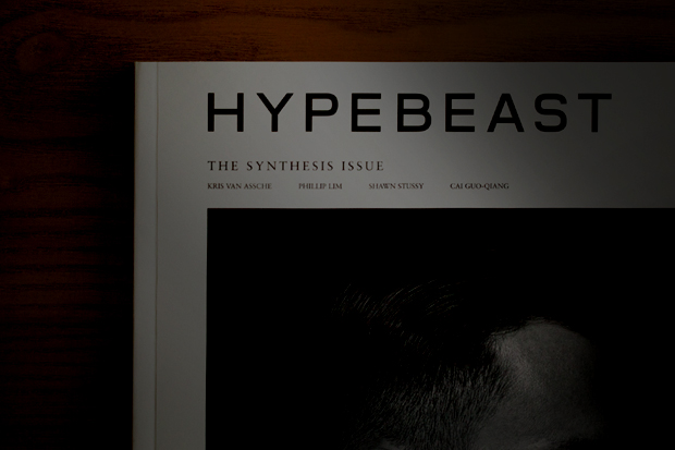Image of Hypebeast Magazine Preview