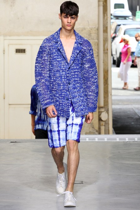 Image of Issey Miyake 2013 Spring/Summer Collection