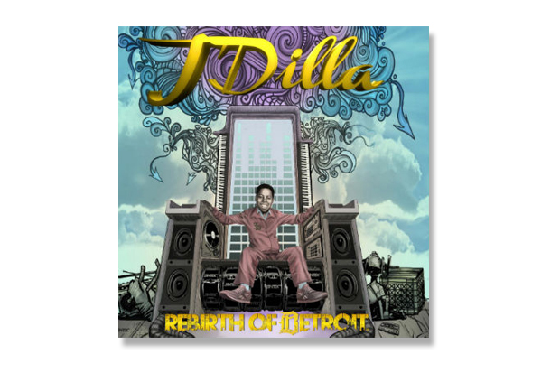 Image of J Dilla – Rebirth of Detroit (Full Album Stream)
